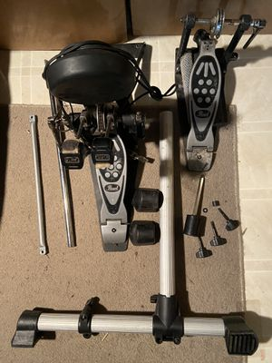 Yamaha/Pearl Electric Drum Kicks (used) for Sale in Rochester, MN