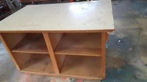 Work table. FREE for Sale in Puyallup, WA