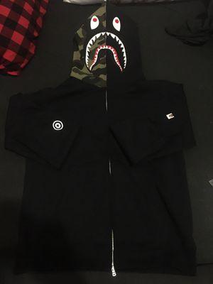 Bape Shark Hoodie Jacket 2XL for Sale in Fairburn, GA