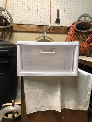 Sterlite drawer for Sale in Lake Stevens, WA