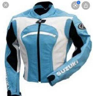 AGV Sport Women's Suzuki Motorcycle Jacket for Sale in Riverside, CA