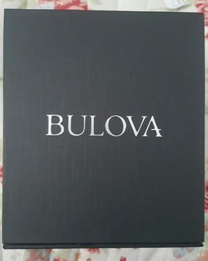 Bulova watch for men for Sale in Fort Washington, MD