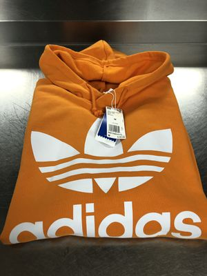 NEW ADIDAS BIG LOGO HOODIE SIZE-MD MENS for Sale in Savage, MD
