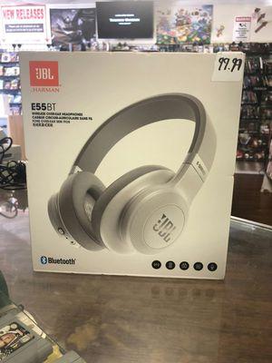 JBL E55BT Wireless headphones for Sale in Pasadena, TX