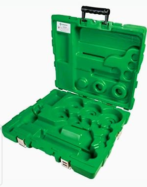 Brand New Greenlee Case (05387/Blow Molded Case) for a 7310SB Hydraulic Knockout Set for Sale in Hampton, VA