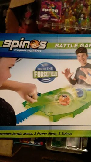 Spins battle game for Sale in Covington, WA