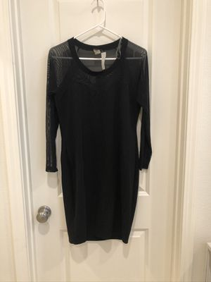 G-stage mesh black dress - size 1X for Sale in Chino, CA