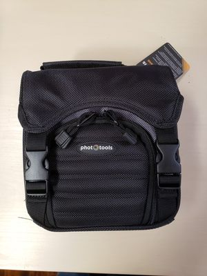 Camera bag Photo Tools compact portable for apsc mirrorless dslr sony BRAND NEW for Sale in Huntington Beach, CA
