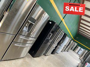 Samsung Refrigerator Fridge Bottom Freezer AVAILABLE NOW! #1529 for Sale in San Antonio, TX