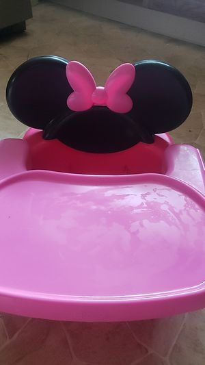 Booster feeding seat for Sale in Columbus, OH