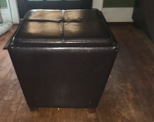 Brown ottoman for Sale in GRANDVIEW, OH