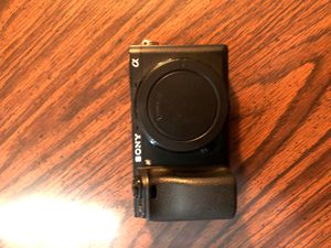 Sony a6300 Great Condition (Body Only) for Sale in Townsend, DE