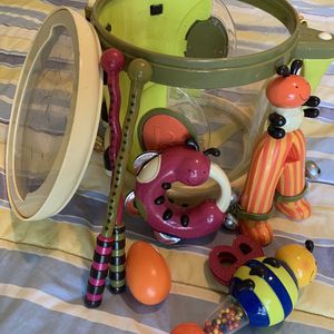 Kids Drums Set And Musical Instruments for Sale in Milton, FL