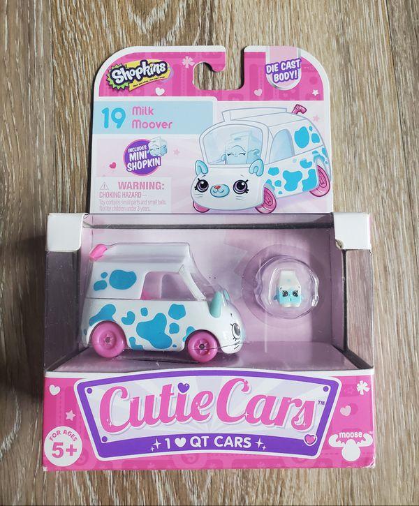 Shopkins Cutie Cars Milk Moover