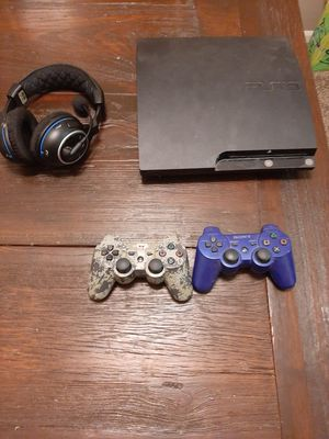 PS3 and games for Sale in Kent, WA