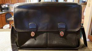 Coach computer/messenger leather bag for Sale in Litchfield Park, AZ