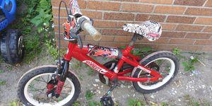 Boys hot wheels black an red bmx bike for Sale in Detroit, MI