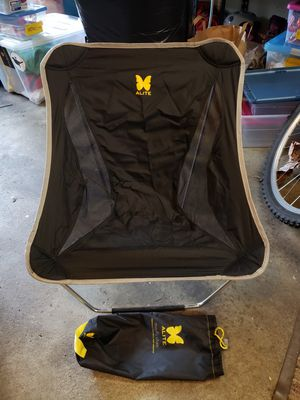 Alite Mayfly Camp Chair for Sale in Shoreline, WA