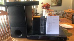 Sony surround Sound Home theatre system for Sale in Largo, FL