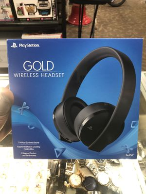 Headphones, Electronics Sony brand New in Box GOLD .. Negotiable for Sale in Baltimore, MD