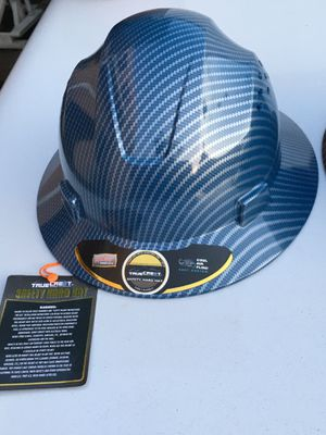 Fiberglass Safety Hard Hat Blue for Sale in Los Angeles, CA