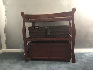 Diaper changing table for Sale in Richmond, VA