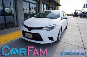2015 Toyota Corolla for Sale in Bloomington, CA