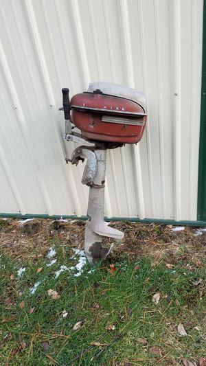 Antique Ward's boat motor for Sale in Elgin, IL