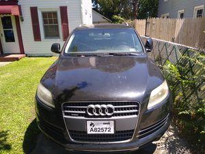 Audi Q7 2007 for Sale in Chesapeake, VA