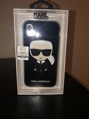iPhone XR Case - Karl Lagerfeld!! for Sale in Falls Church, VA