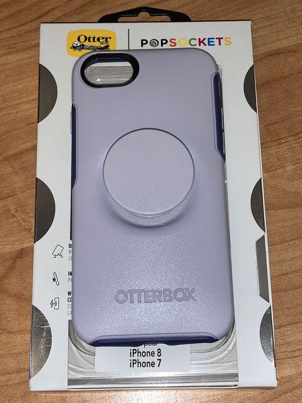 New Apple iPhone SE/6/7/8 Case LAV