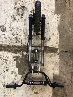SDG Long travel forks for Honda CRF50 XR50 for Sale in Denver, CO