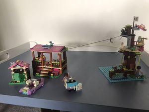 Lego friends jungle sanctuary 2 for Sale in Tacoma, WA