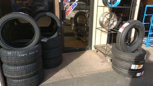 Tires of all sizes new. Auto/truck/trailer for Sale in Las Vegas, NV