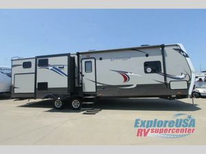 2017 Crossroads LTZ33BH Longhorn Rezerve Travel Trailer Camper for Sale in Pearland, TX