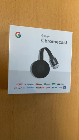 Google chromecast 2nd gen Brand New for Sale in Valley Stream, NY