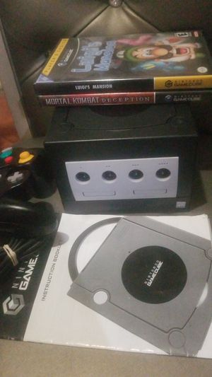 Nintendo gamecube for Sale in Los Angeles, CA