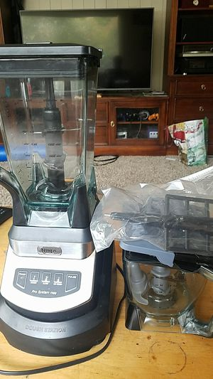 Ninja Pro System 1100 with Dough making kit for Sale in Seattle, WA