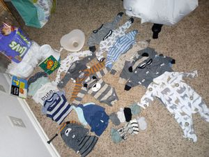 Boys clothing Newborn-0-3 months for Sale in Crowley, TX