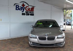 2011 BMW 5-Series for Sale in Tampa, FL