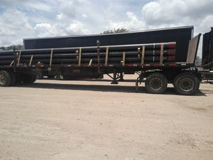 2000 flatbed trailer for Sale in Floresville, TX