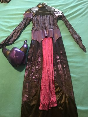 Halloween malevolent costume for Sale in Alpharetta, GA
