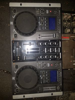 DJ equipment dual CD for Sale in Columbus, OH