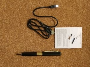 Hidden Camera Pen for Sale in Brick Township, NJ