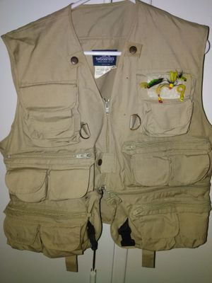 Fishing vest for kids for Sale in Washington, DC