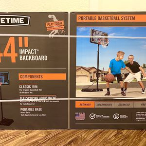 Brand New Basketball Hoop for Sale in Renton, WA