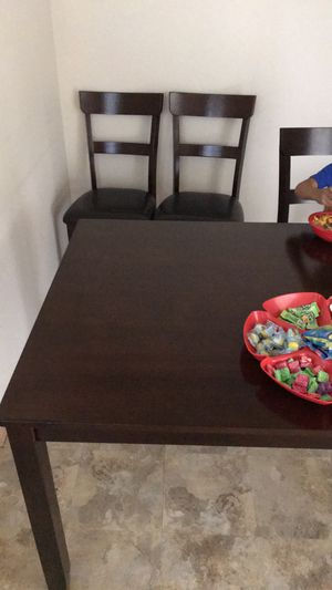 COUNTER HEIGHT KITCHEN TABLE for Sale in North County, MO