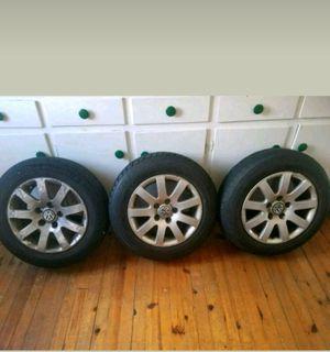 VW alloy rims for Sale in Lyman, ME