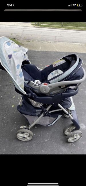Graco Car Seat, Stroller and Two Bases for Sale in Hilliard, OH