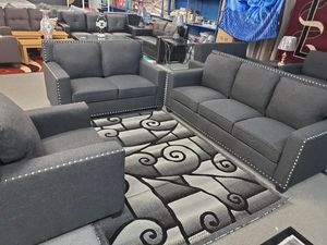 SOFA AND LOVE WITH CHAIR for Sale in Chicago, IL